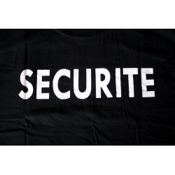 T-SHIRT SECURITE