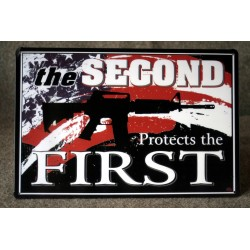 PLAQUEThe Second Protects the First