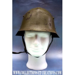 CASQUE BULGARE WW2