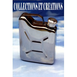 """POCKET FLASK """"JERRY CAN"""""""