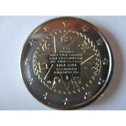 2 EURO COMMEMORATIVE GRECE 2014 ILES IONIENNES