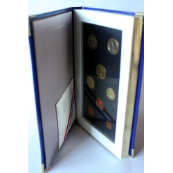 COFFRET BE EURO 2001