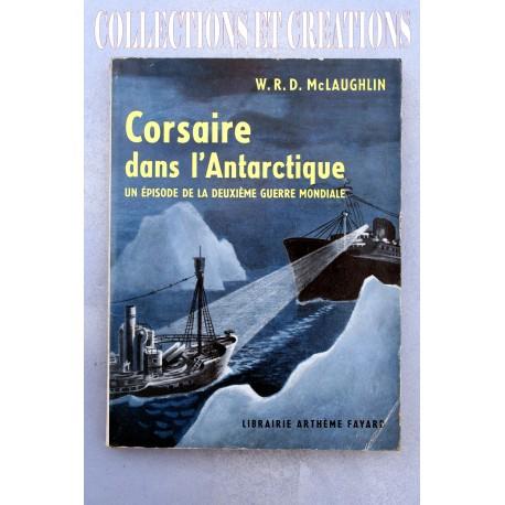 CORSAIRE DANS L'ANTARCTIQUE