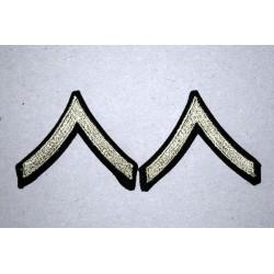 GALLONS DE 1er CLASSE HIVERS US WW2
