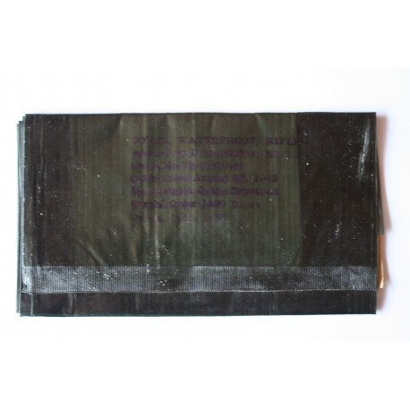 COVER,WATERPROOF,RIFLE OR CARABINE 1943