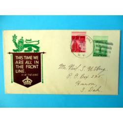 ENVELOPPE USA OCT 16 1949