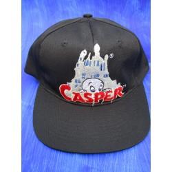 CASQUETTE NOIR CASPER