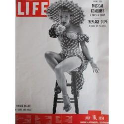LIFE JULY 16 1951