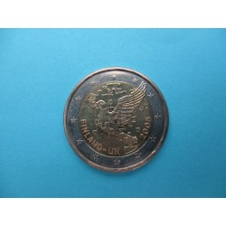 2€ COMMEMORATIVE 2005 FINLANDE