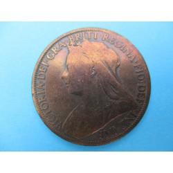 1 PENNY VICTORIA1899