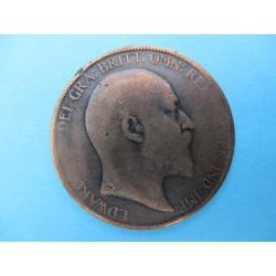 1 PENNY EDWARD VII 1903