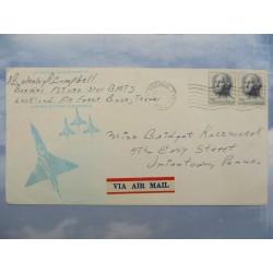 ENVELOPPE AIR FORCE 1963