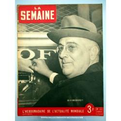 LA SEMAINE N°54 24 JUIL 1941