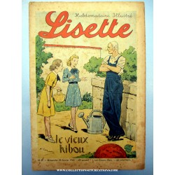 LISETTE 25 FEV 1940 N°8
