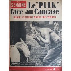 LA SEMAINE 23 AOUT 1942