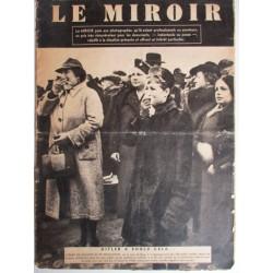 LE MIROIR 29 OCT 1939