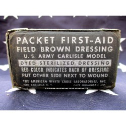 PACKET FIRST-AID M1942