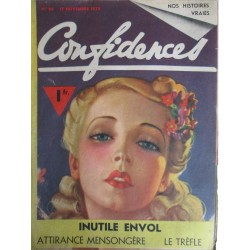 CONFIDENCES 17 NOV 1939