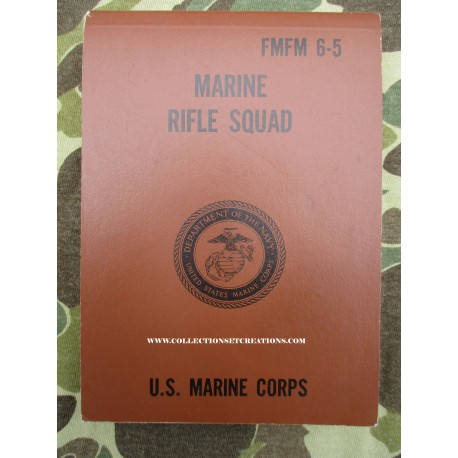 MANUEL MARINE RIFLE SQUAD 1969