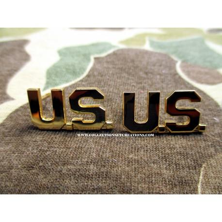 INSIGNE METAL U.S OFFICIER