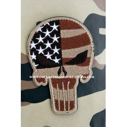 PATCH PUNISHER SKULL