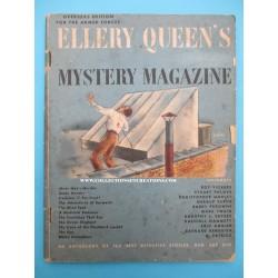 MYSTERY MAGAZINE 1945 .NOV.