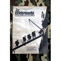 DIE WEHRMACHT N°9 1940