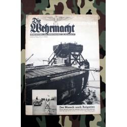 DIE WEHRMACHT N°6 1941