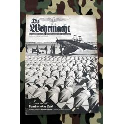DIE WEHRMACHT N°22 1940