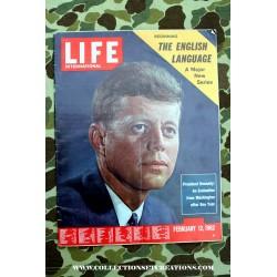 LIFE FEBRUARY 12, 1962