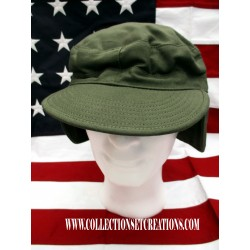 CAP FIELD COTTON O.D WITH VISOR