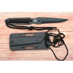 MINI KNIFE BLACK 12109