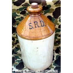 CRUCHE A RHUM GB S.R.D WW1 & 2