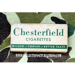 PAQUET CIGARETTES CHESTERFIELD (COPY)