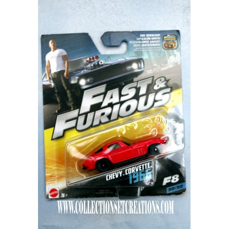 VOITURE FAST & FURIOUS N°30