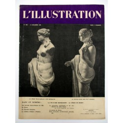 L'ILLUSTRATION 24 DEC 1938