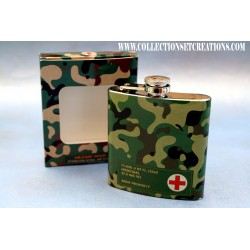 FLASQUE CAMOUFLAGE 17CL