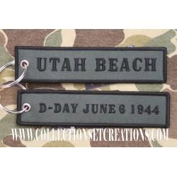 KEYCHAIN D-DAY UTAH BEACH