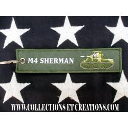 KEYCHAIN M4 SHERMAN